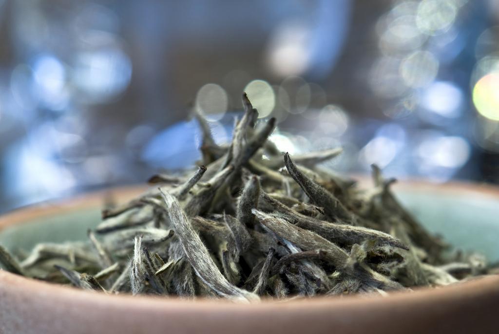 Выпуск #13: белый чай