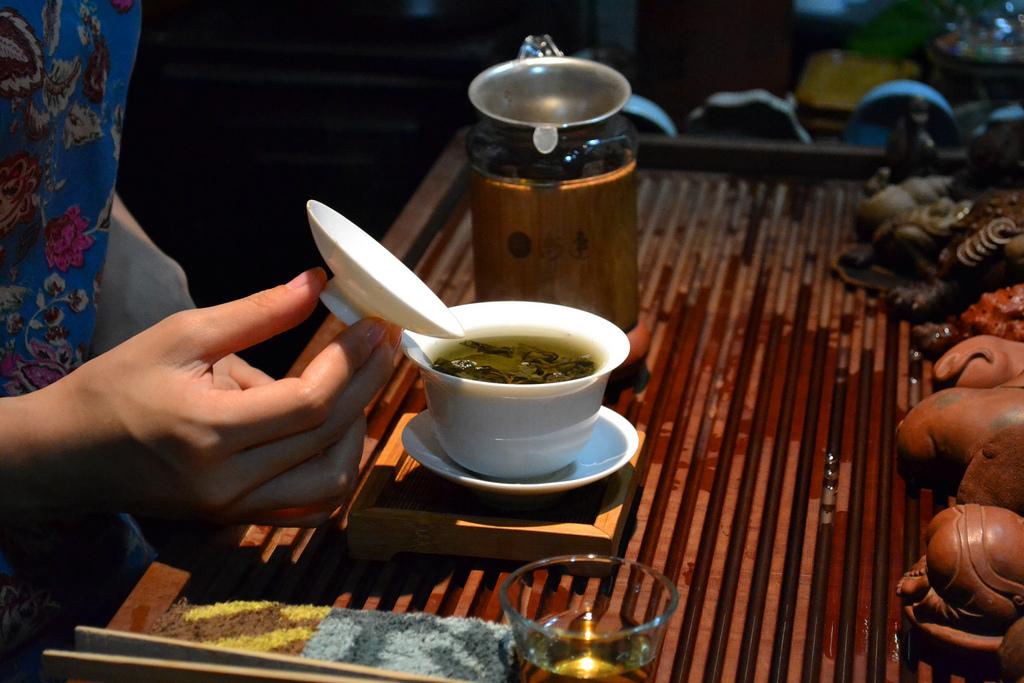 Выпуск #15: чайная церемония