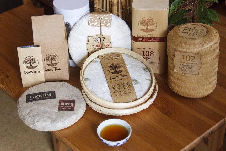 Выпуск #28: Александр Жиряков и Laos Tea