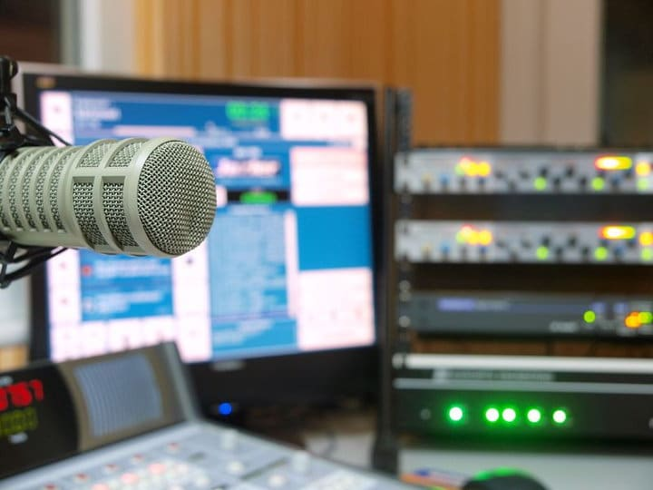 Интервью на RALPH Радио