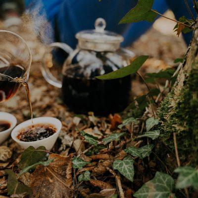 Выпуск #55: чай и коронавирус